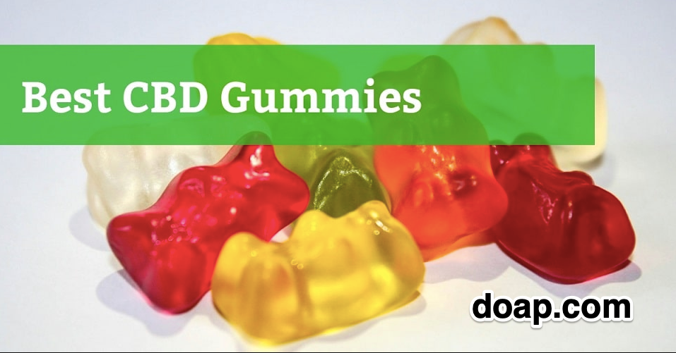 Best CBD Gummies at your local doap agency
